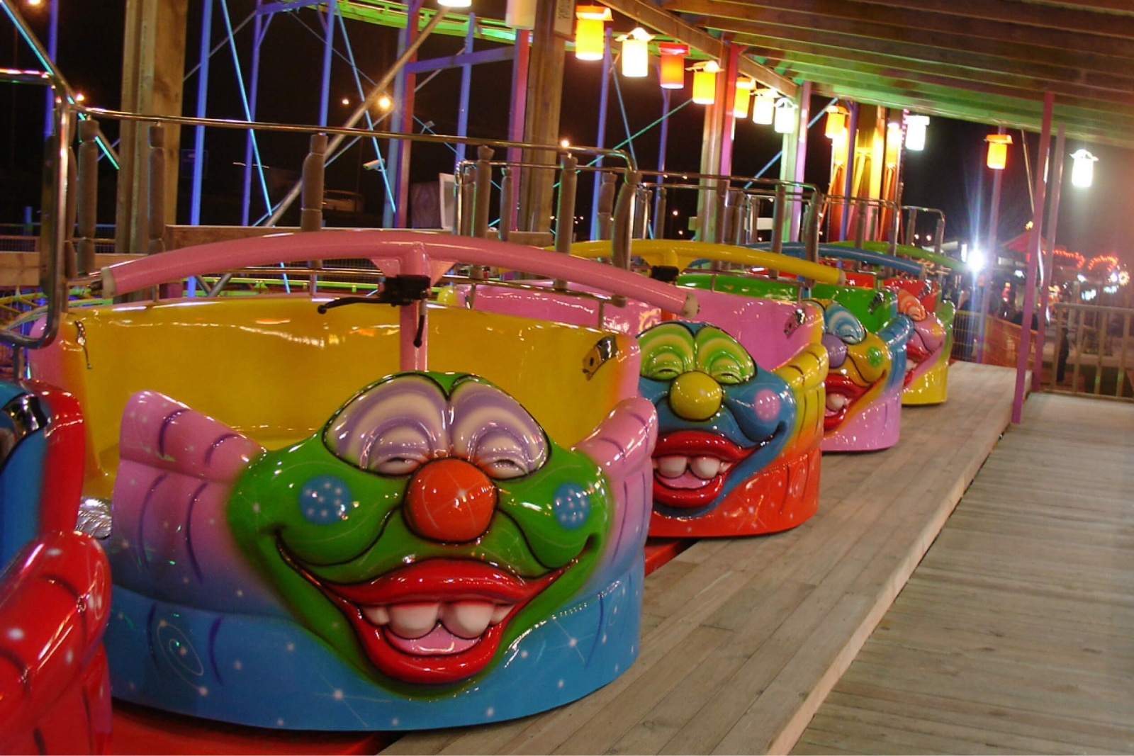 Spinning CoasterSpinning Coaster