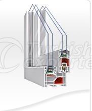 Single Rail PVC