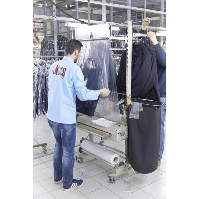Système de production de tissu