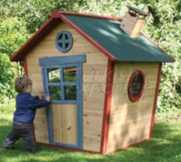 OE 4060  Wooden Playhouse