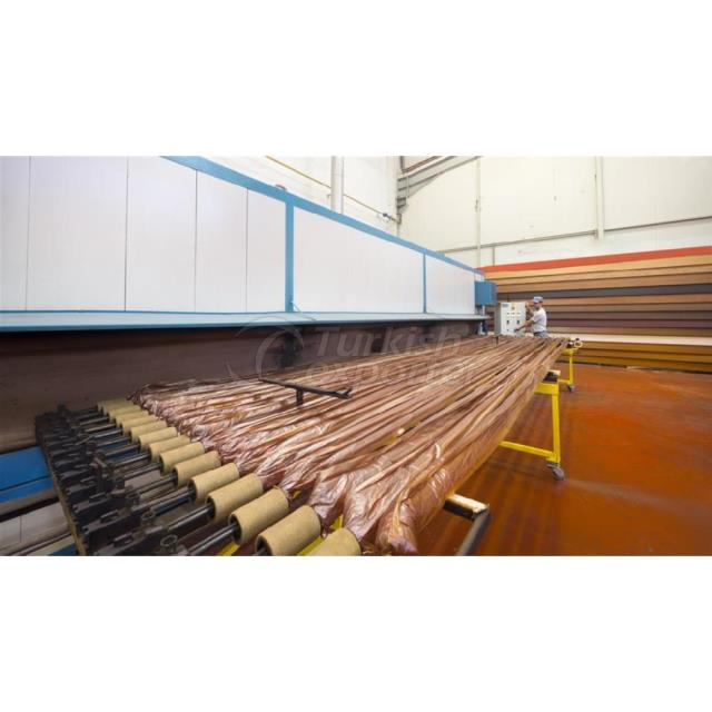 Wood Transfer Coating