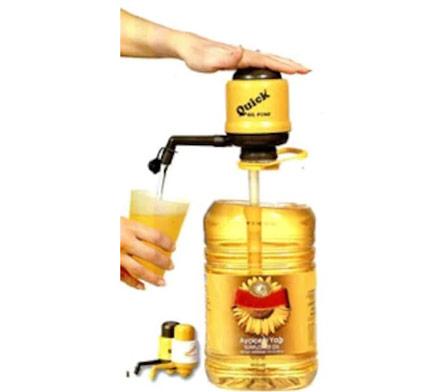 Bomba de aceite de cocina