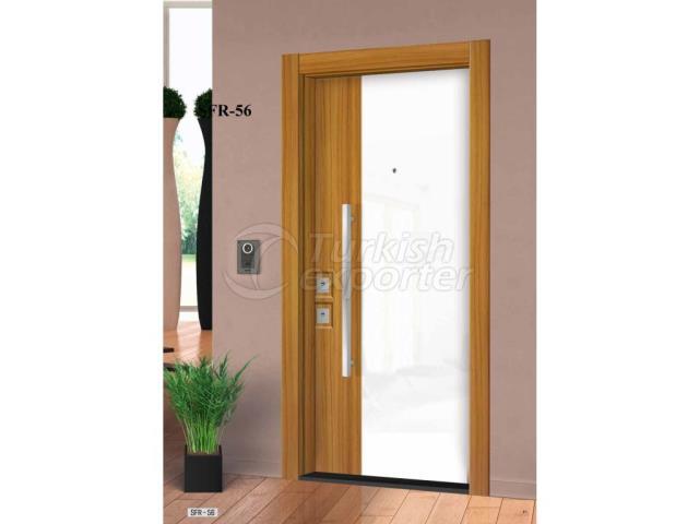 Steel Door - SFR - 56