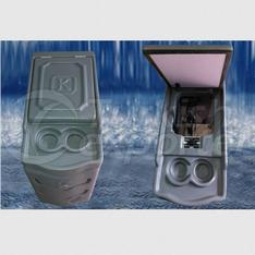 Auto Refrigerators Km06G