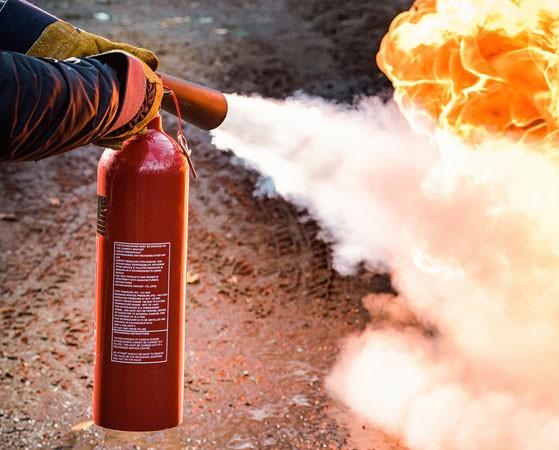 Alüminyum Yangın Söndürme Tüpleri