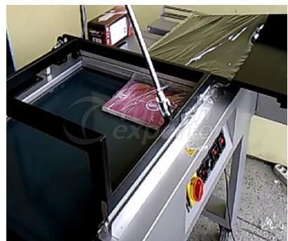 Semi Automatic Shrink Machine