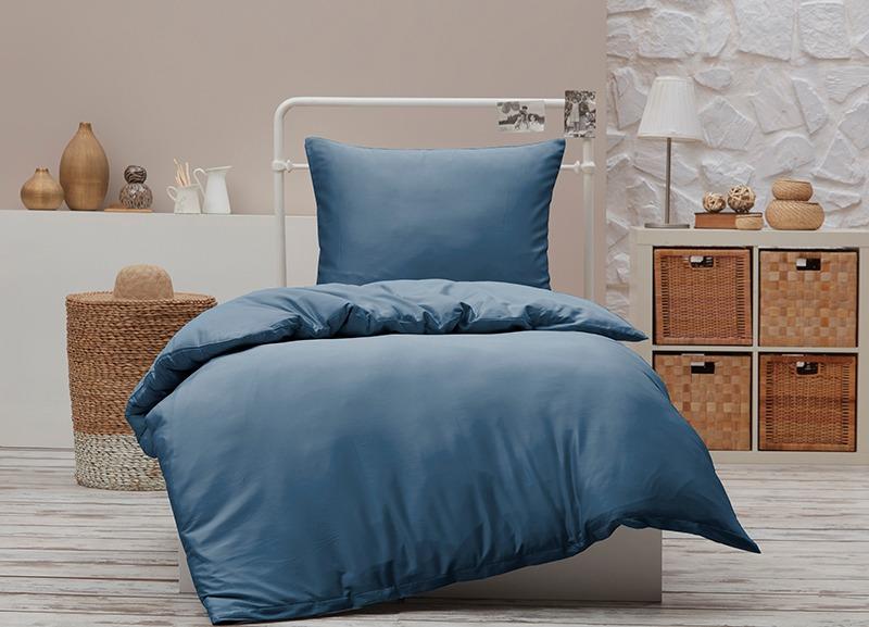 Uni Dyed Bedsheets
