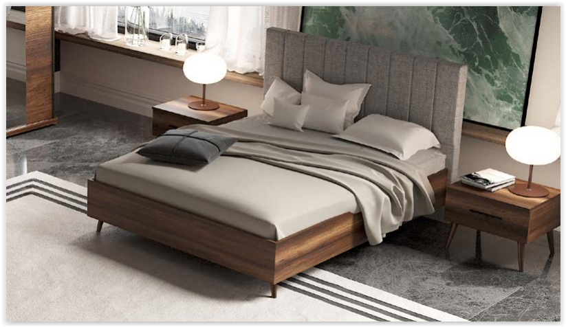 Bedroom - Roma Bed