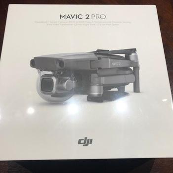 DJI Mavic 2 Pro with Hasselblad Camera Drone