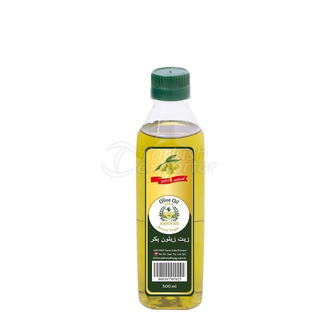 500 Ml Plastic Olive Oil