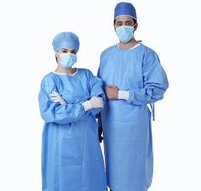 Tek Kullanımlık Cerrahi Önlük