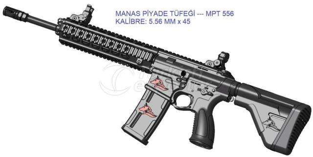 Small Caliber Weapon MPT556