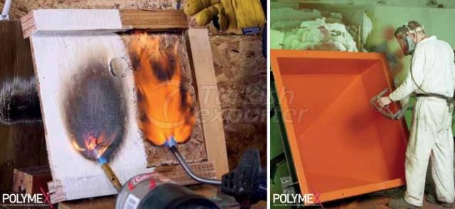 UV Fireproof Paint