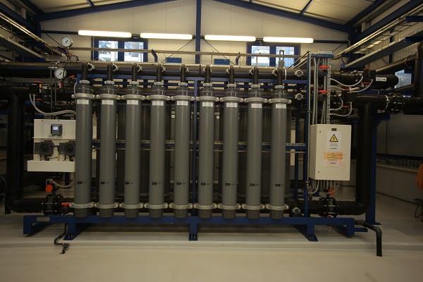 aruf® Ultrafiltration Units
