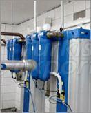 Sistemas médicos de gás