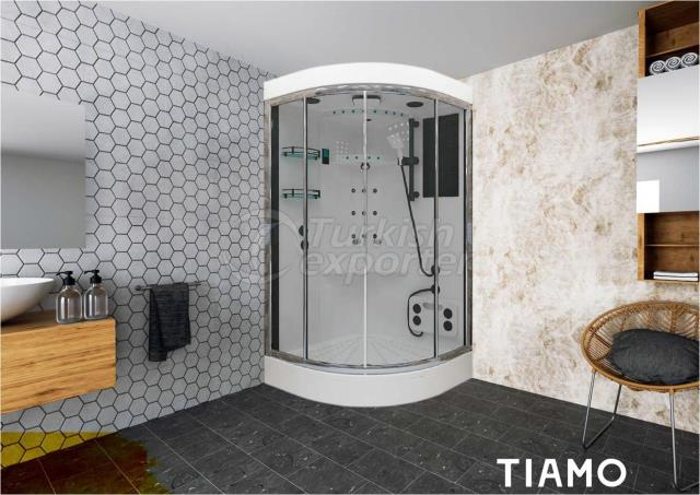 TIAMO MODEL SHOWER CABINET