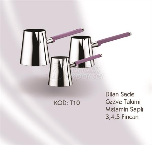 Dilan Coffee Pot Sets T10