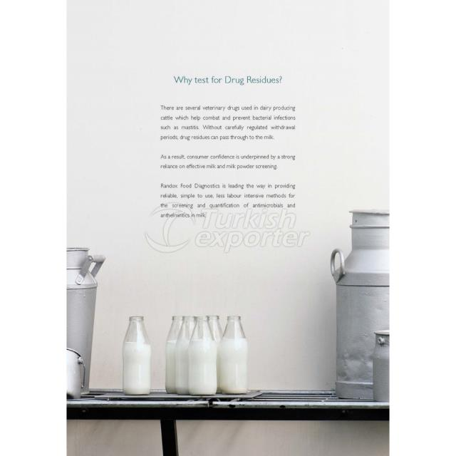 Milk Diagnostic Products