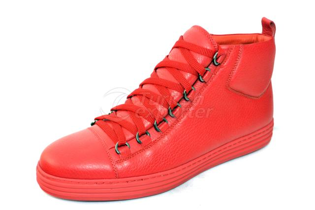 4588 Chaussures rouges