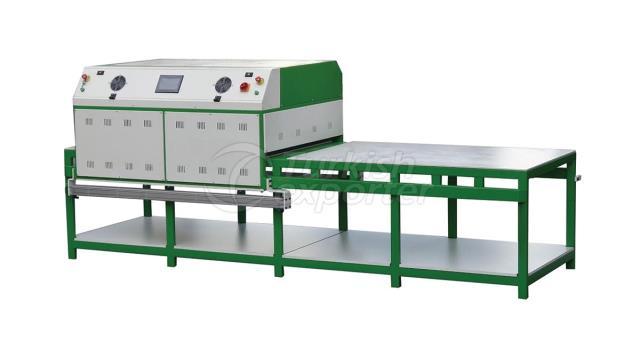 printing press transfer machine