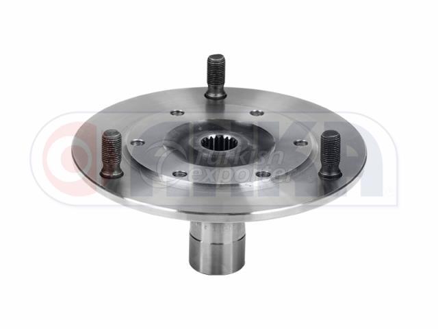 Front Wheel Suspension 7700544733 - 7700529366
