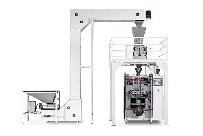 Continuous Motion Packaging Machine