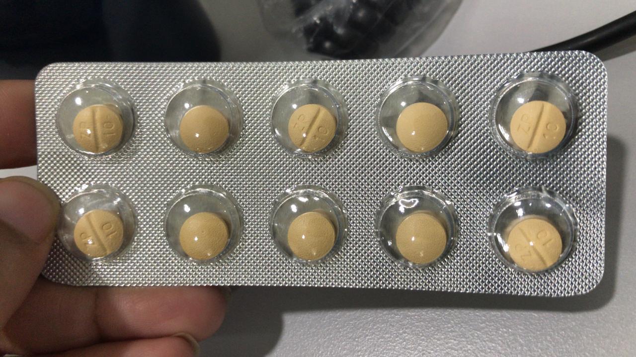 Favipiravir 200mg Favivir Tablet, Prescription,