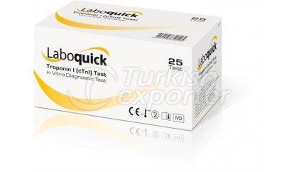 Laboquick Troponin I Test