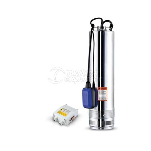 Kuyu Pompası-Paslanmaz Çelik - Diamond SCM Serisi