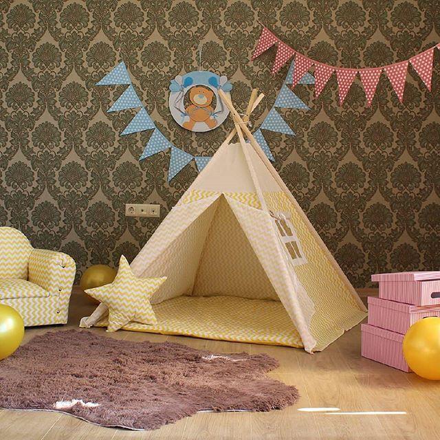 Kids Tent - 2