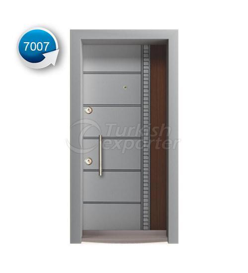 Çelik Kapı Zenth 7007