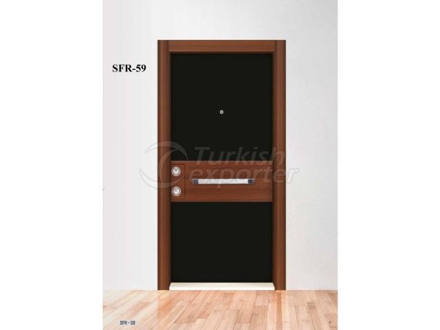 Steel Door - SFR - 59