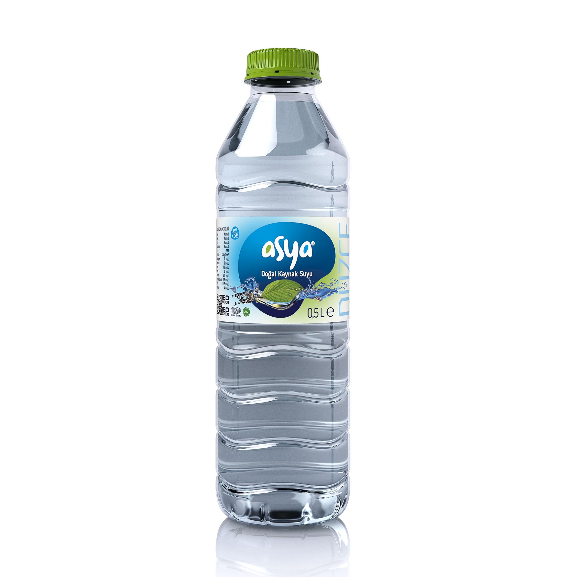 Pet Şişe Su 500ml
