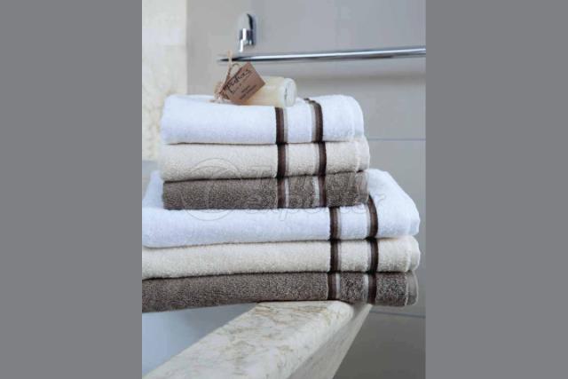 Turkish Cotton Terry Towel Set