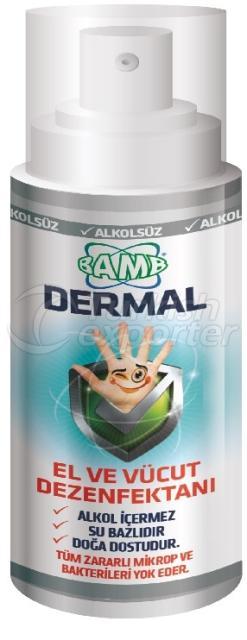 Hand Body Disinfectant BAMP DERMAL