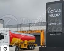 LPG Tank Trailer 56 m3