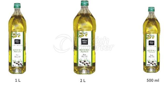 Riviera Olive Oil Pet Bottle