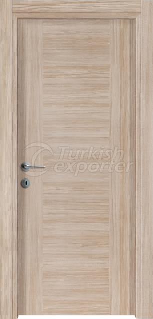 Melamine Door Open Oak