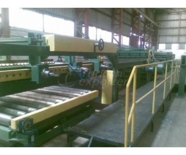 Lenght Cutting Line