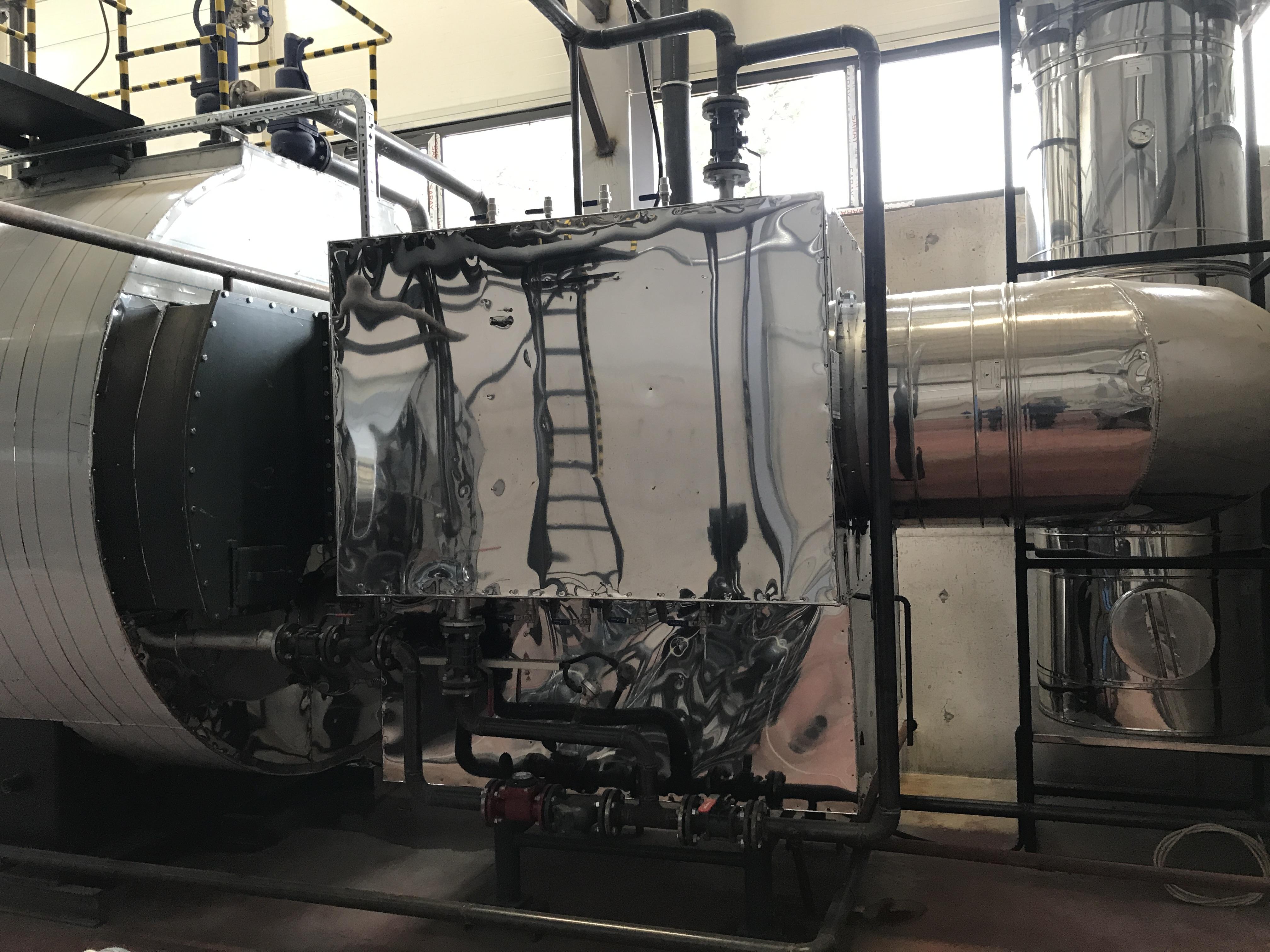 Steam Power Station