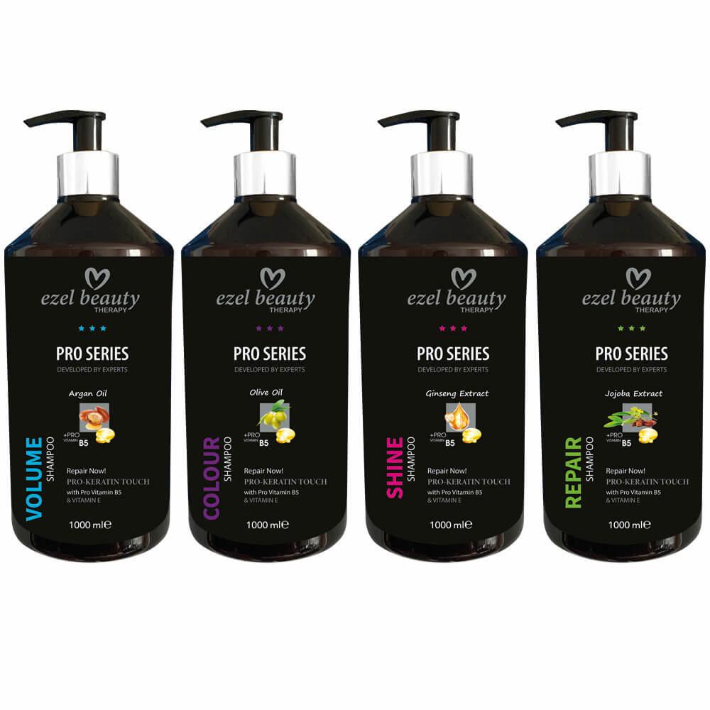 Ezel Hair Shampoo Pro 1 L