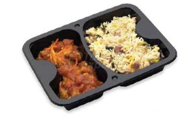 Rastaurant and Catering Packing