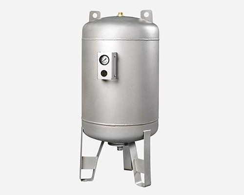Treated Water _Pure Water_ Storage Tanks