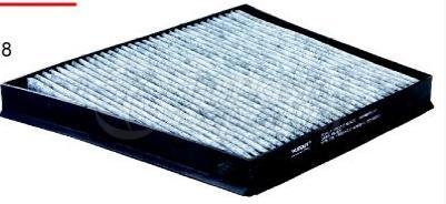 Фильтр пыльцы WPK 708