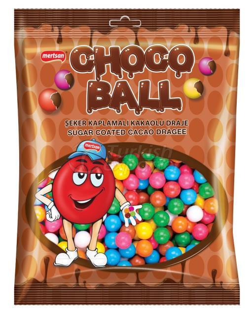 Choco Ball Cacao Dragee