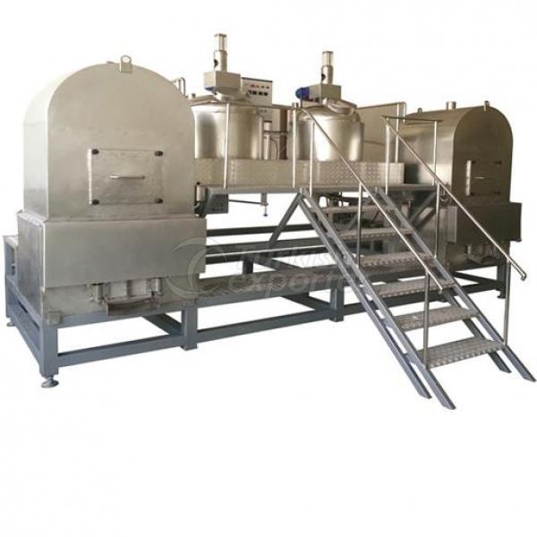 Şeker Kazanı Makinesi