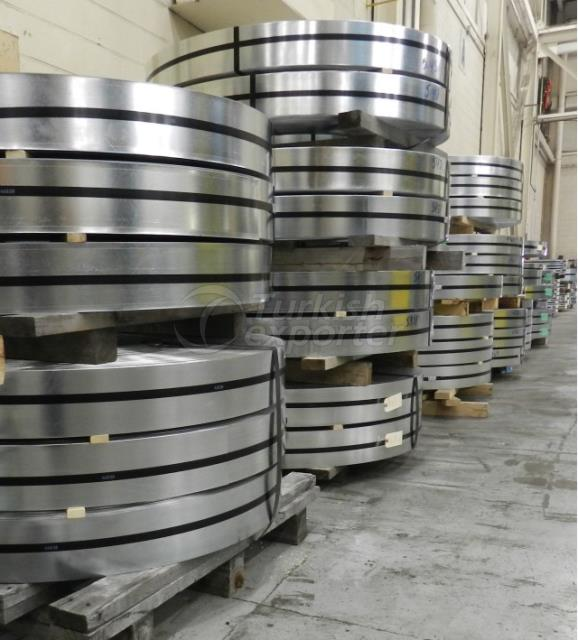 Galvanised Cold Rolled Slitcoil