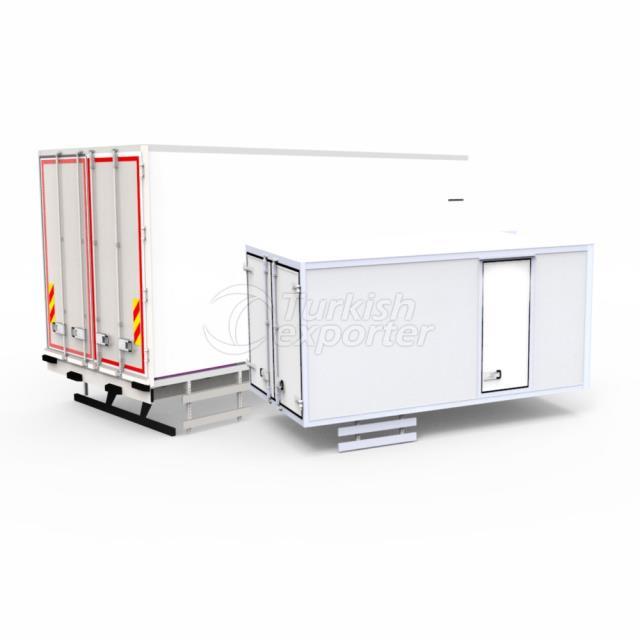 Frigorific Vehicle Cases