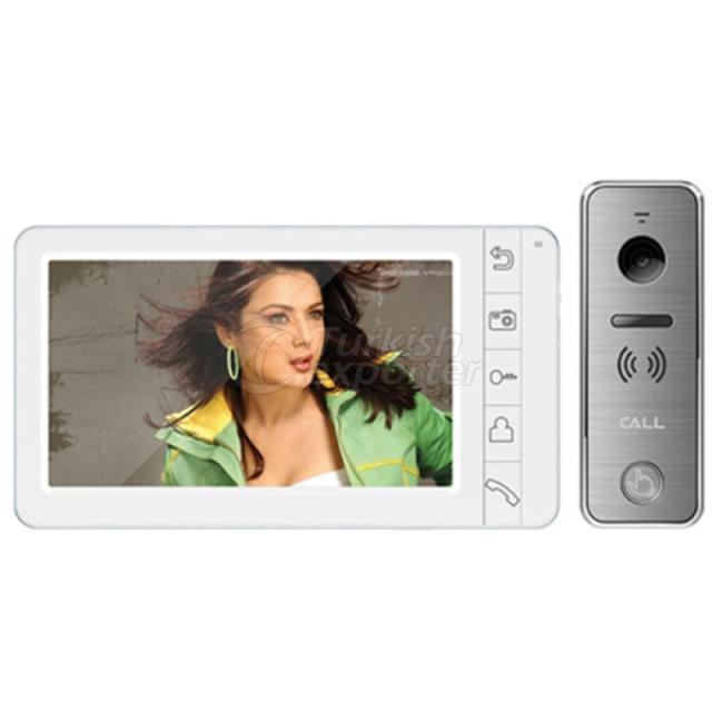 17041EBM أنظمة الفيديو باب الفيديو