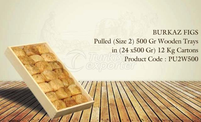 Dried Figs PU2W500